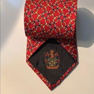A piece of fashion history Vintage Palio Gucci tie